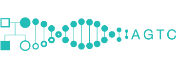Centers for Mendelian Genomics logo